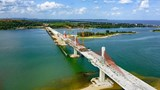 Quảng Ngãi: Đề xuất đổi tên cầu Cửa Đại vì trùng tên