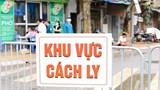 Hà Nội: Phố Trúc Bạch sau hơn nửa ngày cách ly