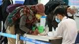 Hành khách nhập cảnh về sân bay Nội Bài tăng đột biến