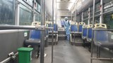 Đảm bảo vệ sinh tuyến buýt BRT trong mùa dịch Covid-19