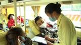 """Khuyến cáo của Bộ Y tế: """"Nếu ho, sốt, khó thở thì không nên đi phương tiện công cộng"""""""