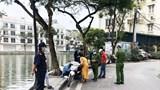 Hà Nội: Nhiều người bị phạt vì không đeo khẩu trang khi ra đường