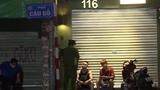 Đường phố Hà Nội những giờ đầu tiên sau lệnh cấm tụ tập đông người