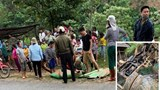 Hoà Bình: Công nông tự chế lao xuống vực, 2 người tử vong