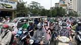 Hà Nội: Yêu cầu tăng cường tuần tra, xử lý vi phạm giao thông