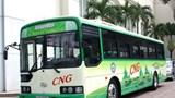 """Hà Nội: Từ 1/8, xe buýt """"sạch"""" lăn bánh"""