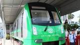 Tháng 8/2018, vận hành thử tuyến đường sắt Cát Linh - Hà Đông