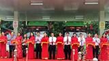 Hà Nội: Xe buýt sử dụng nhiên liệu sạch CNG chính thức lăn bánh