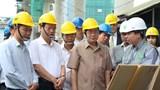 Đoàn giám sát của QH khảo sát 2 công trình giao thông trọng điểm tại Hà Nội