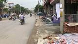 Thanh Oai xử lý vi phạm hành lang Quốc lộ 21B
