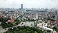 Hà Nội có thêm 42 tuyến đường, phố mới
