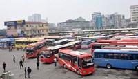 Quy hoạch mới 7 bến xe khách liên tỉnh phục vụ đô thị trung tâm Hà Nội
