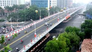 Hà Nội: Cầu vượt An Dương – Thanh niên hơn 300 tỷ đồng sắp hoàn thành