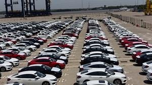 Lượng ô tô Mỹ nhập về Việt Nam tăng đột biến
