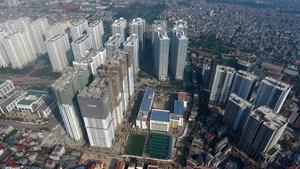 Nhà cao tầng 'bức tử' giao thông thủ đô