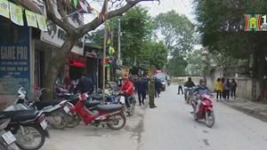Hà Nội: Giải tỏa vi phạm hành lang giao thông phục vụ Tết nguyên đán