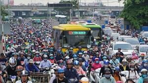 TP Hồ Chí Minh đề xuất cấm xe máy vào trung tâm giai đoạn 2025 - 2030