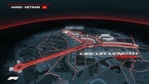 Giải đua F1 tại Hà Nội vẫn diễn ra như dự kiến