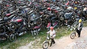 """Cấm xe máy: Vì sao Quảng Châu """"nói là làm""""?"""