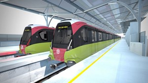 Hà Nội: Điều chỉnh 7 tuyến buýt phục vụ thi công ga S12