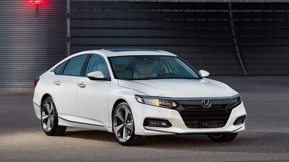 Giá xe ôtô hôm nay 20/7: Honda Accord có giá 1.319-1.329 triệu đồng