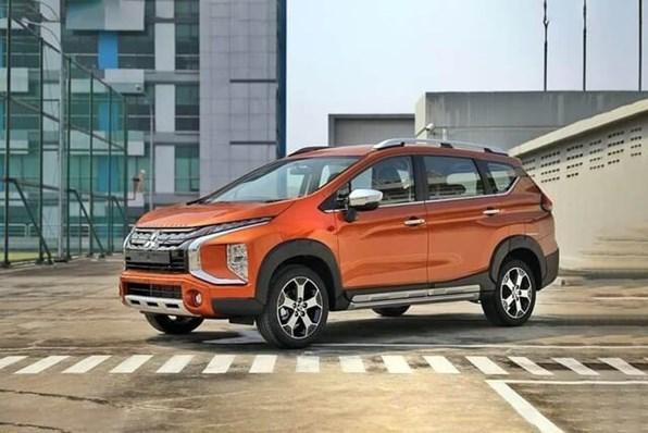 Giá xe ôtô hôm nay 23/7: Mitsubishi Xpander dao động từ 555 - 630 triệu đồng