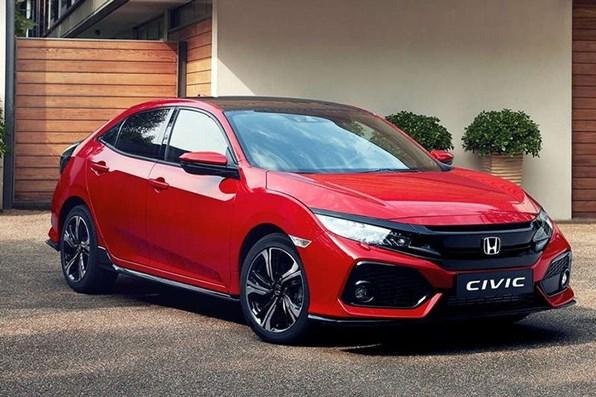 Giá xe ôtô hôm nay 2/8: Honda Civic dao động từ 729 - 934 triệu đồng