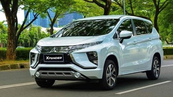 Giá xe ôtô hôm nay 12/8: Mitsubishi Xpander dao động từ 555 - 630 triệu đồng