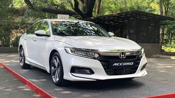 Giá xe ôtô hôm nay 24/10: Honda Accord có giá 1.319-1.329 triệu đồng