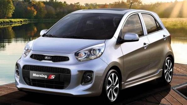 Giá xe ôtô hôm nay 14/1: Kia Morning dao động từ 304 - 439 triệu đồng