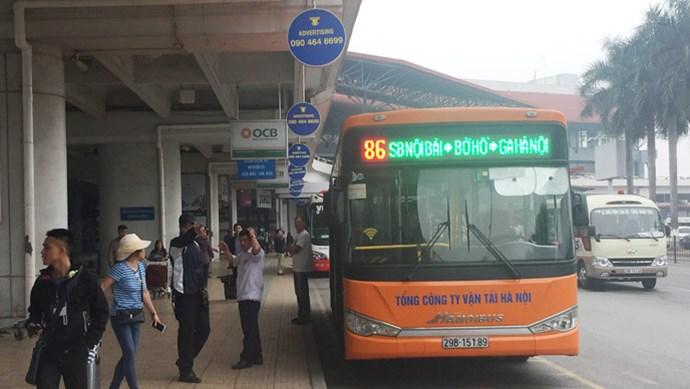 Sau 1 tuần hoạt động, tuyến buýt chất lượng cao Hà Đông - sân bay Nội Bài được đánh giá thế nào?