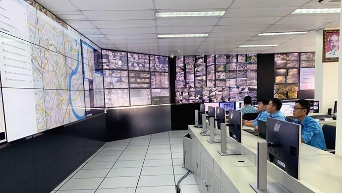 TP HCM chi 1.600 tỷ lắp 10.000 camera thông minh