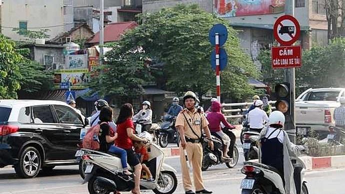 Hà Nội triển khai nhiều giải pháp giảm thiểu ùn tắc giao thông