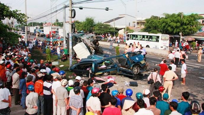 Hơn 1.900 người chết vì tai nạn giao thông trong 3 tháng