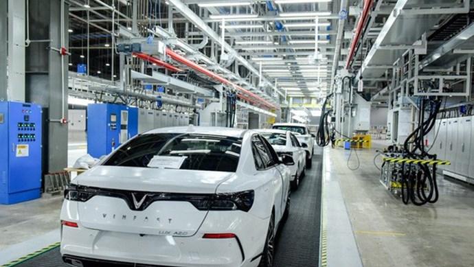 Vinfast khánh thành nhà máy sản xuất ô tô