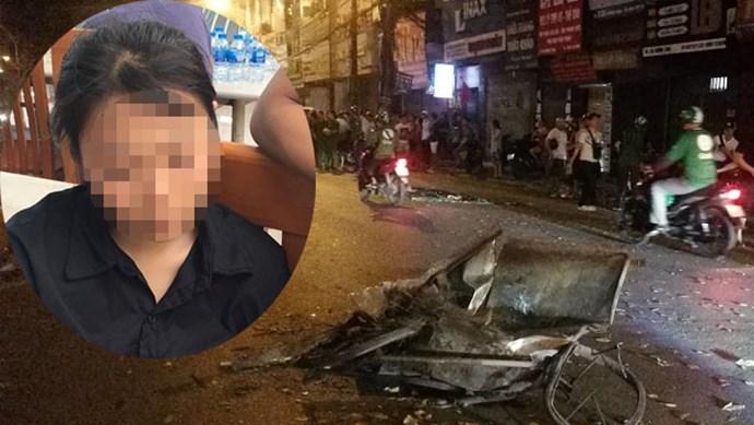 Truy tìm tài xế điều khiển xe tải tông nữ lao công rồi bỏ trốn trên đường Tây Mỗ