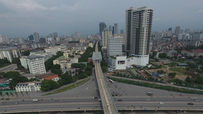Chạy đua với thời gian trên công trình Đường sắt đô thị Nhổn – Ga Hà Nội