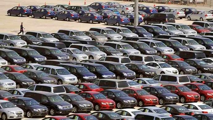 Ô tô khó tăng giá dịp cuối năm