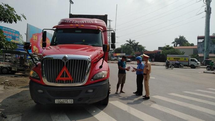 Kiểm soát lái xe kinh doanh vận tải: Doanh nghiệp chưa mặn mà