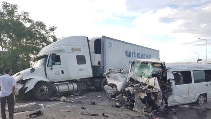 Hơn 20 người tử vong mỗi ngày do tai nạn giao thông trong năm 2019