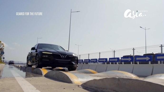 Discovery: VinFast sở hữu công nghệ sản xuất xe của tương lai
