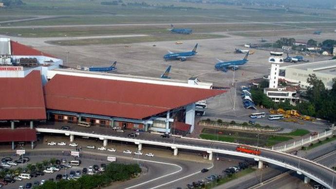 Sớm cải tạo một số hạng mục tại Sân bay Nội Bài, Tân Sơn Nhất