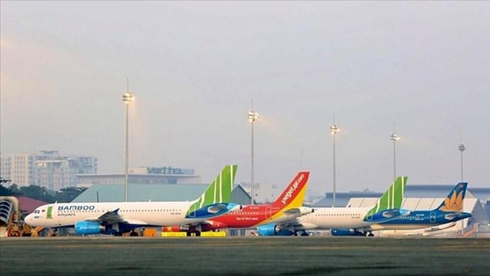 """4 hãng hàng không """"chia"""" đường bay trong thời gian cách ly toàn xã hội ra sao?"""