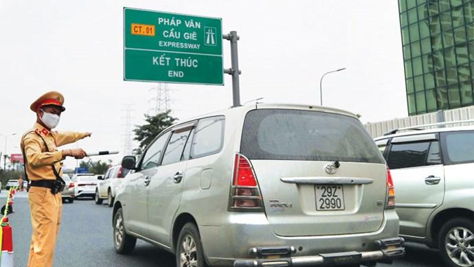 Sau nửa tháng tổng kiểm soát phương tiện: Tai nạn giao thông giảm sâu