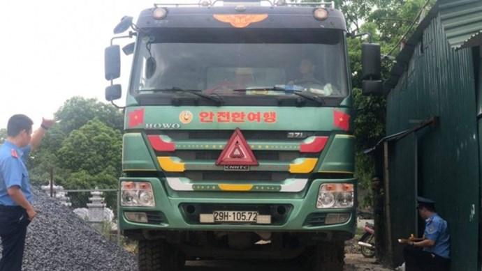5 điểm dự kiến đặt trạm cân điện tử tự động kiểm soát tải trọng xe tại Hà Nội