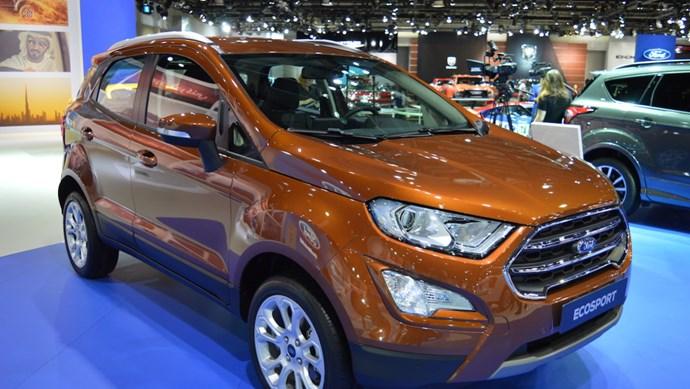 Giá xe ô tô hôm nay 1/8: Ford EcoSport ưu đãi đến 80 triệu đồng