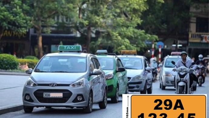 Những quy định mới về giao thông vận tải từ tháng 8/2020