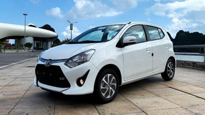 Giá xe ô tô hôm nay 3/8: Toyota Wigo dao động từ 352-384 triệu động