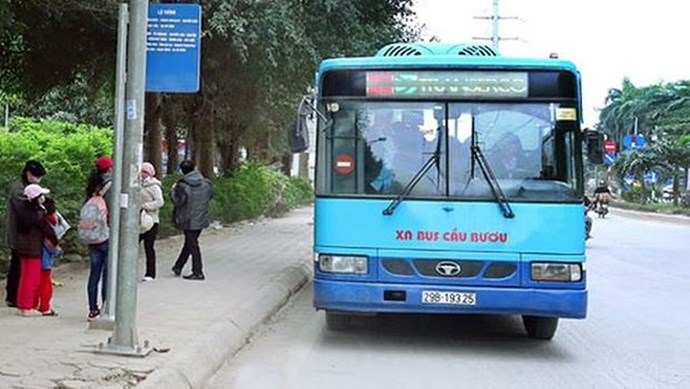 Hà Nội: Kêu gọi triển khai đầu tư khoảng 310 nhà chờ xe buýt ngoại thành