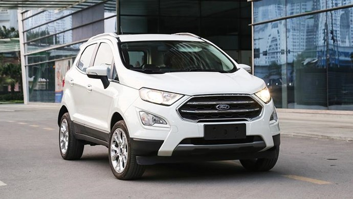 Giá xe ô tô hôm nay 20/9: Ford EcoSport ưu đãi đến 80 triệu đồng